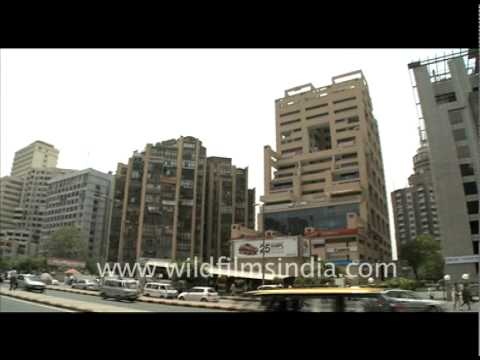 High Rise Office Buildings in Delhi