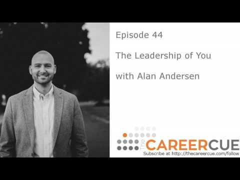 E044: The Leadership of You with Alan Andersen - Learning from your mistakes