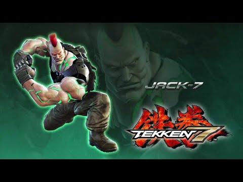 Jack 7 : The Ultimate Fighting Bot | Tekken 7 Digital Deluxe Edition | GameReBorn |