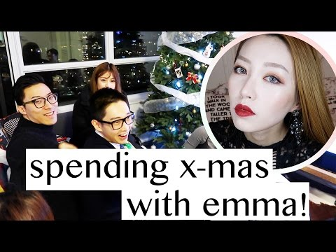 【VLOG我的一天💖💖】SPEND XMAS DAY WITH ME 💖💖