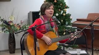 Мария Смолова. Библиотека им. Леси Украинки, 19.12.2017