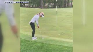 Golf phenom Isabella McCauley, 17, qualifies for U.S. Women's Open | FOX 9 KMSP