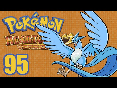 Pokemon HeartGold (Blind) -95- THAT'S A GIANT ICE BIRD