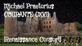 Michael Praetorius - Courante CXVII from Terpsichore - Viols Consort