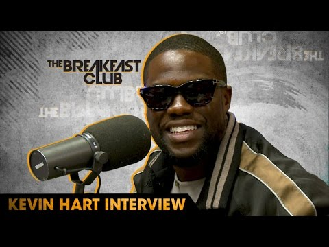 Thumbnail: Kevin Hart Builds Laugh Out Loud Network and Confirms If Wife Is Pregnant