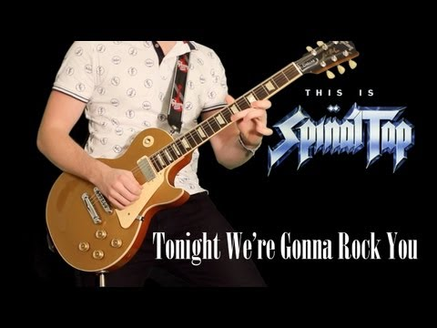 'Tonight I'm Gonna Rock You Tonight' by Spinal Tap - INSTRUMENTAL COVER by Karl Golden