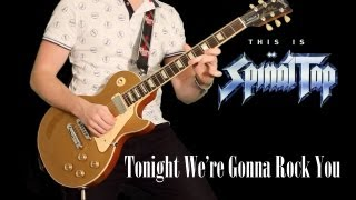 Tonight I'm Gonna Rock You Tonight by Spinal Tap | INSTRUMENTAL COVER