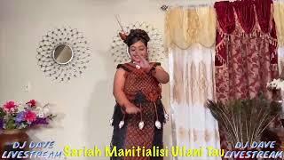 Sariah Manitialisi Uilani Tau Performing Tau'olunga 2021