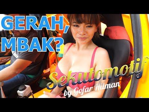 #SEKUTOMOTIF Nonton Akbar Rais Ngedrift Feat Edwinsyah - Dinar Candy