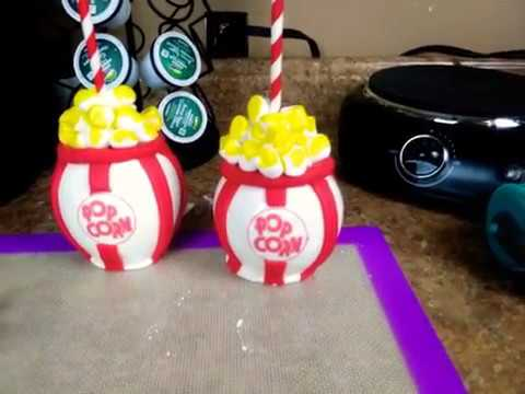 """POPCORN CANDY APPLE"" Best Video Ever"