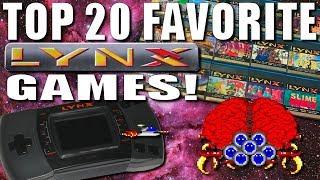 Atari Lynx Review aฑd 20 Favorite Games