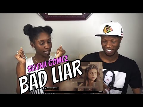 Selena Gomez - Bad Liar (Official Music Video) | Reaction
