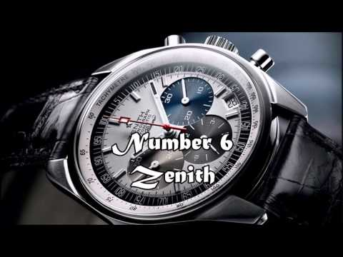 Top 10  Mid Level Luxury Watch Brands 2015 Year End