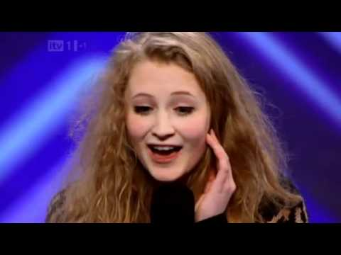 Janet Devlin Your Song ( X Factor )