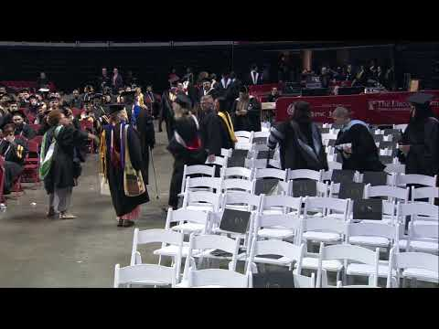 The fifty-third Commencement Ceremony for Community College of Philadelphia
