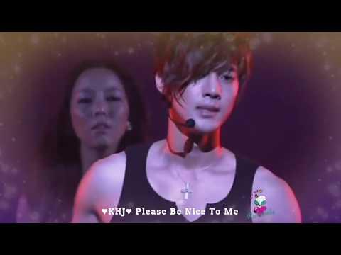 Please Be Nice To Me ♥♥♥KIM HYUN JOONG♥♥♥김현중 [Re-make_Close-up]