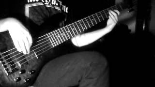 """Grand Magus """"Hammer of the North"""" bass playalong"""