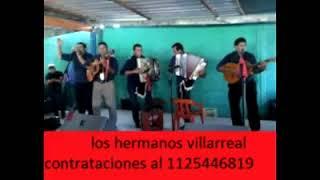 Gambar cover LOS HERMANOS VILLARREAL - A LA VIRGEN DE ROSARIO