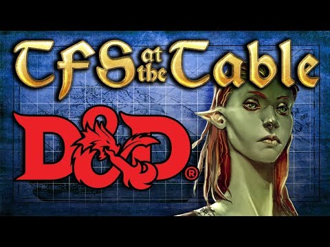 TFS At the Table: Chapter 1 Episode 10:  Welcome to Skrungle | Dungeons & Dragons | Team Four Star