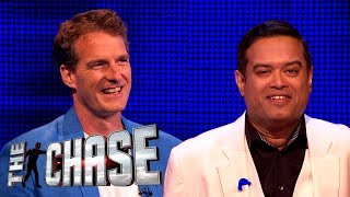 Dan Snow's Amazing £88,000 Head-to-Head Against the Sinnerman | Celebrity Chase