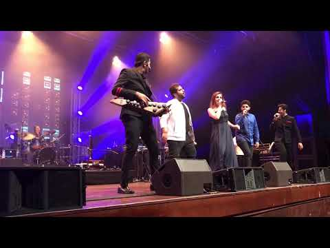 Salim Sulaiman Jubilee Concerts Auckland 2018