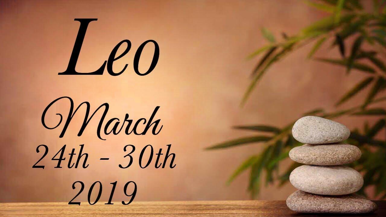 Leo horoscope March 12222
