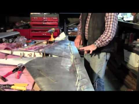 BD5 horizontal stabilizer