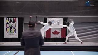 #32 Vancouver Men's Epee World Cup 2020 // final