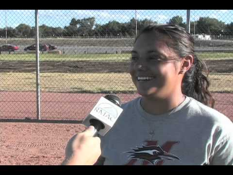 2010 Metro State Softball - Interview Vanessa Bece...