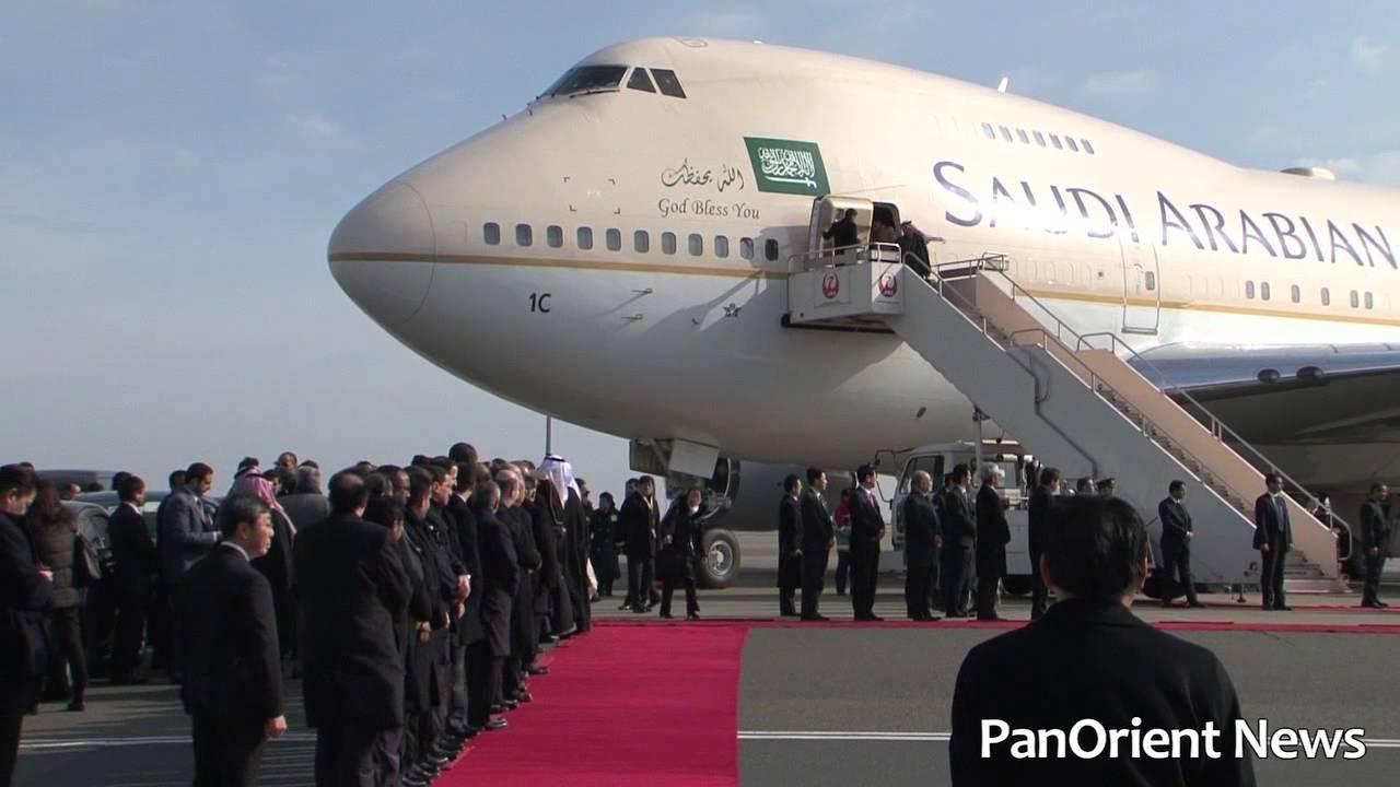 Hasil carian imej untuk Jet Raja Salman saudi arabia