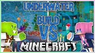 Underwater! | Build VS with @LDShadowLady