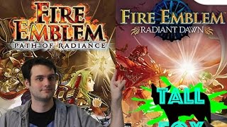 Fire Emblem Path of Radiance and Radiant Dawn Review - Fire Emblem February - Tall Fox Reviews