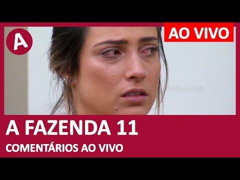 A FAZENDA 11: Tati Dias diz que não aguenta mais ouvir a voz de Bifão - COMENTÁRIOS AO VIVO thumbnail