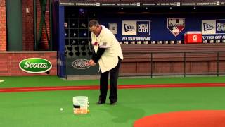 Hall of Fame Chipping Contest at the MLB Network Country Club