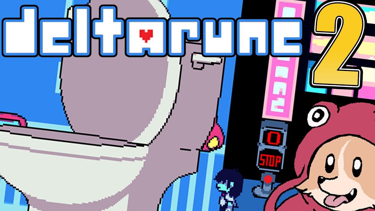 Download Deltarune - Chapter 2 [ FULL GAME ] LIVE!