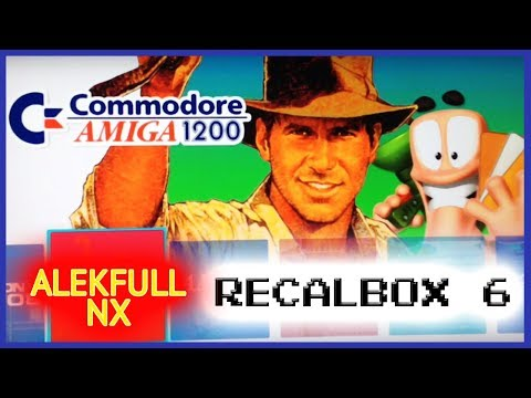 Recalbox 6 DragonBlaze