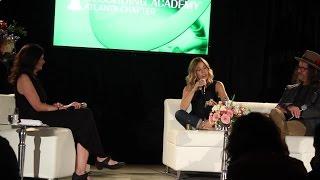 "Sheryl Crow talks about her new album, ""Be Myself"""
