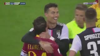 ملخص مباراة يوفنتوس وروما 0 2 سقوط اليوفي بقميصه الجديد هدف ملغي لرونالدو