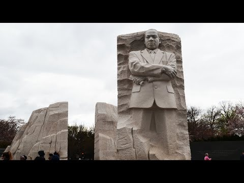 360 video: Experience the Martin Luther King, Jr. memorial