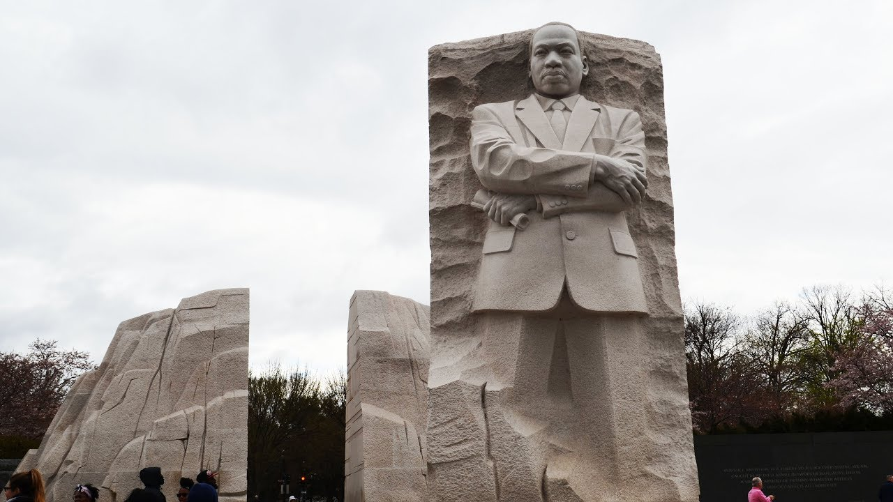 Out Of A Mountain Of Despair A Stone Of Hope Mlk Memorial Brings Famous Speech To Life Wusa9 Com