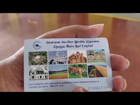 Chennai Metro rail inaugural run from Airport to Washermanpet