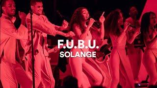 "Solange - ""F.U.B.U"" | Live at Sydney Opera House"