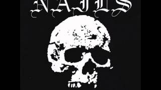 """Nails - Among The Arches Of Intolerance / In Pain 7"""" [2015]"""