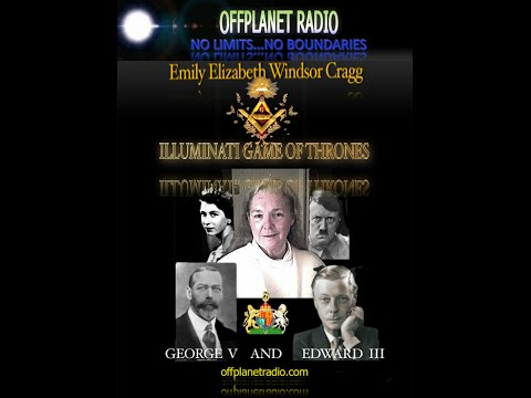 Emily Windsor Cragg: Illuminati Thrones