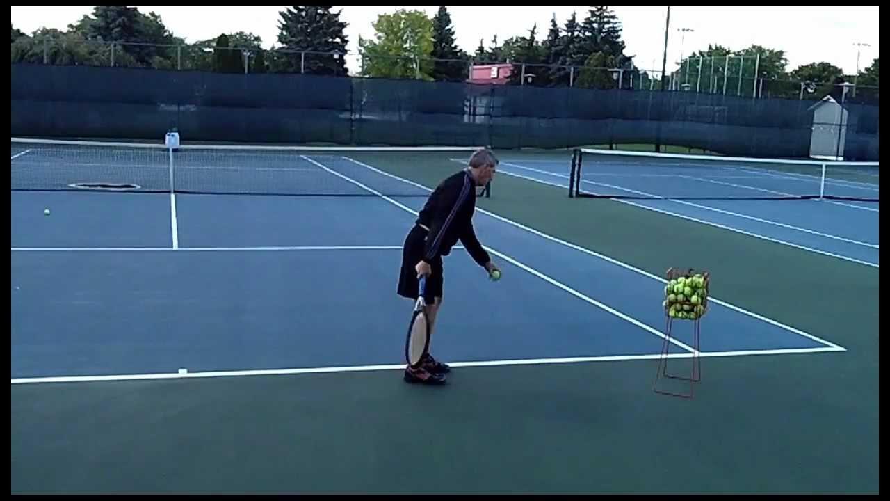 silent partner tennis machine