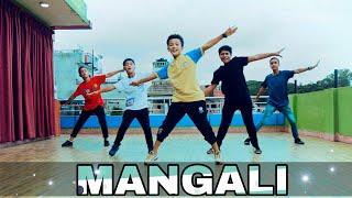 Download lagu MANGALI | Cartoonz Crew Junior | Cover Dance |