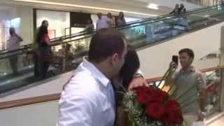 A Special Proposal in Beirut City Center- Bassem Hanna & Dr. Vicky Nohra