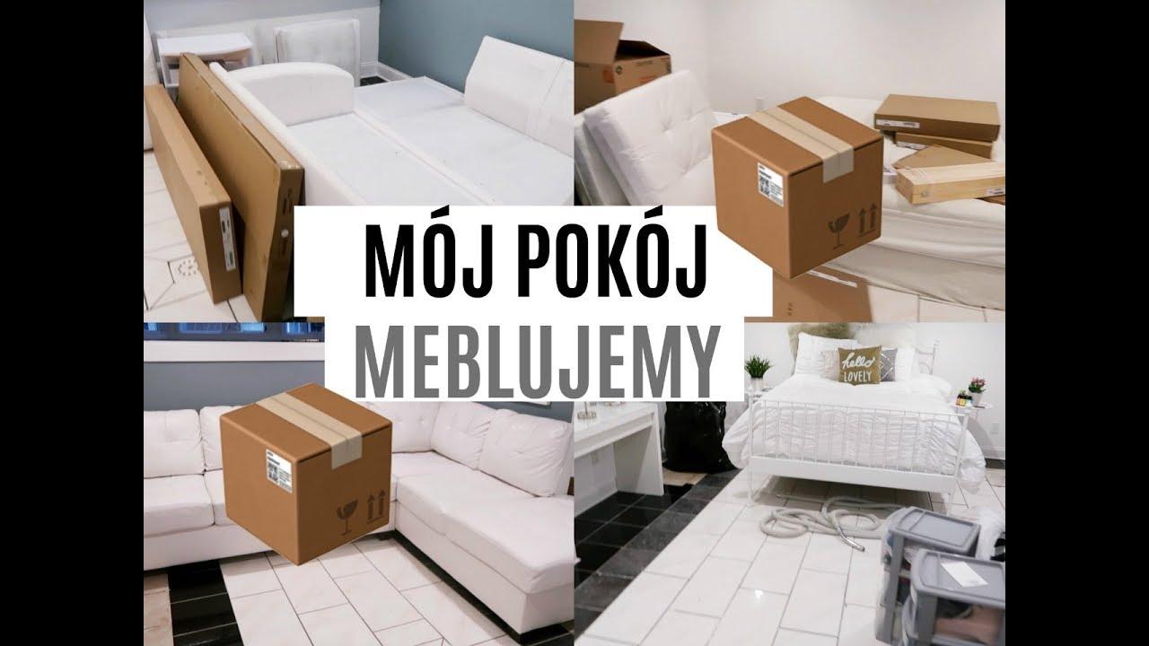 Mój Pokój – Przeprowadzka Dzień 2 | VLOG