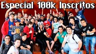 DESAFIO FROM HELL - INSCRITOS (ESPECIAL DE 100k)