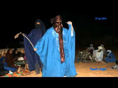 Algeria Tassili n'Ajjer - Musica Tuareg - Mau & Cri in camper - 27apr2014